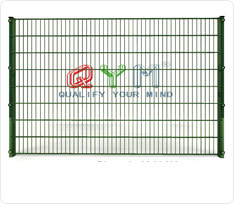 QYM DOUBLE WIRE FENCE
