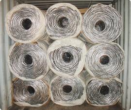 Qym-Flat Wrap Razor Wire