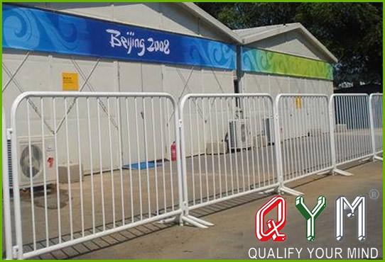 Temporary event fence