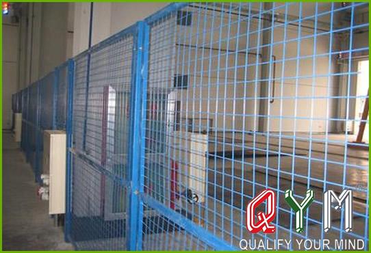 Storage isolation fence