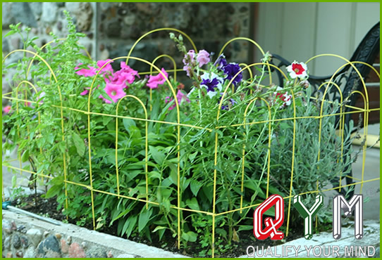 Garden fence supplier