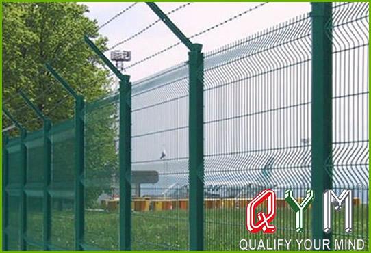 Enclosure fencing