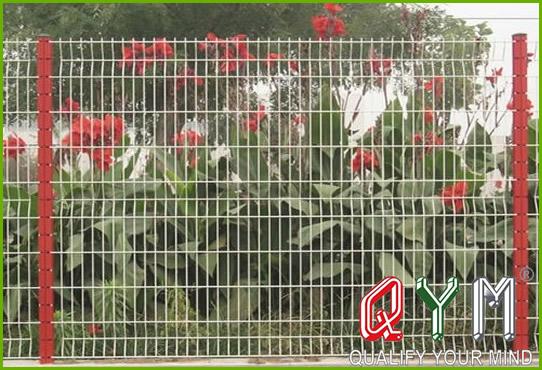 Nursery garden fence