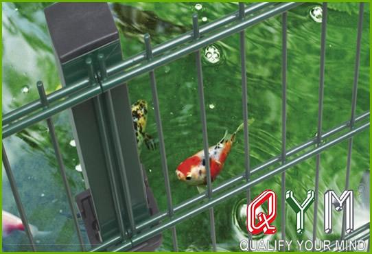 868 mesh fence