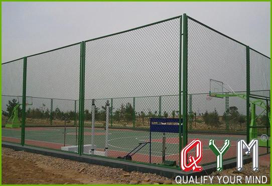Chain wire mesh roll