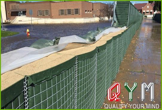 Hesco barriers mil 1